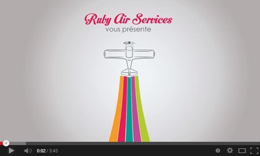 Video des vols 2013