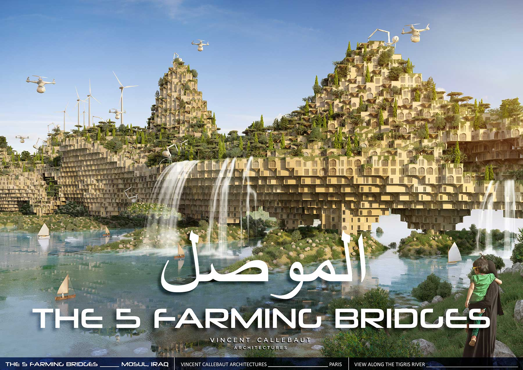 The 5 farming bridges