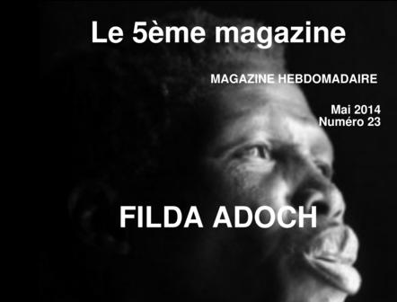 5ème Magazine - hebdomadaire réalisé par des élèves de CM2 - école primaire