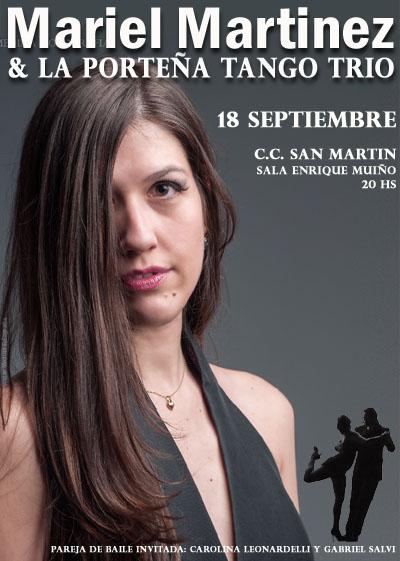 Programación Centro Cultural San Martín