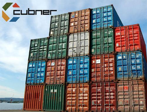 conteneurs CUBNER