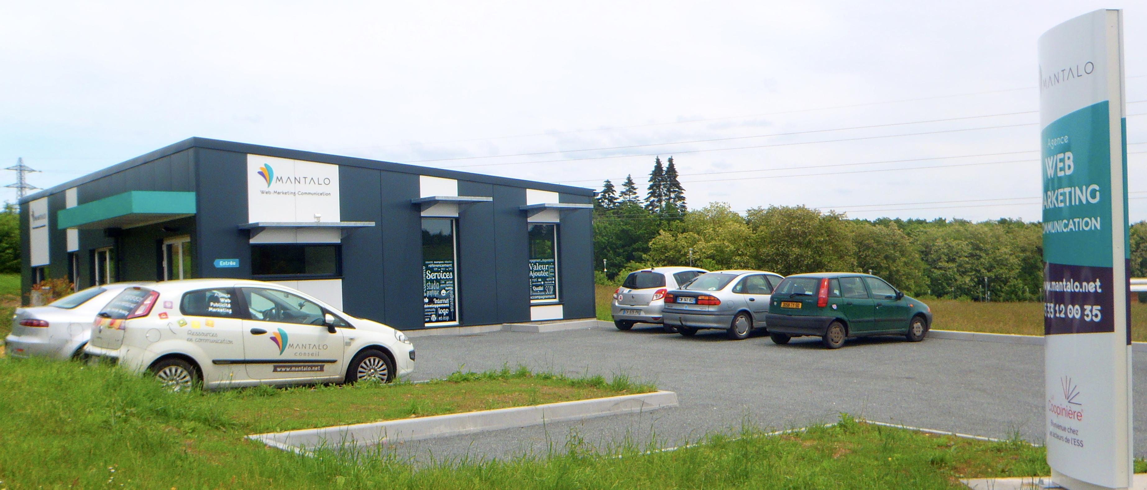 Nouveaux bureaux Mantalo Conseil
