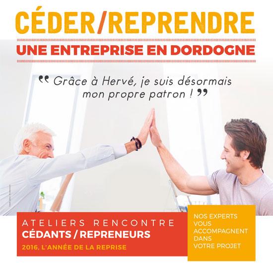 Céder / reprendre une entreprise