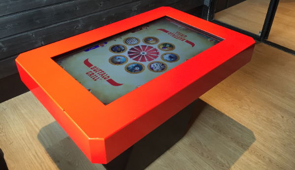 Table tactile - Dreamtronic