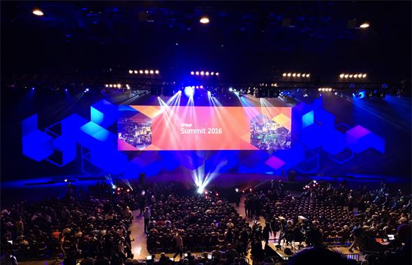 Photo prise par Immajg Consult - Citrix Summit 2016