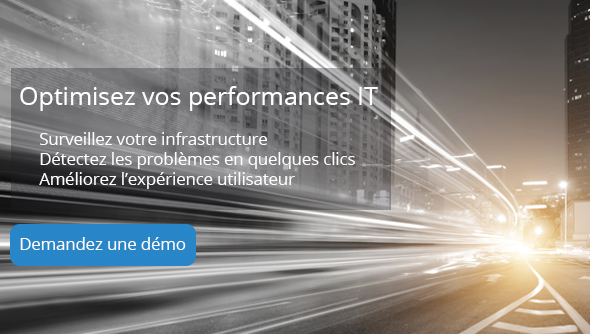 Surpervision et monitoring d'infrastructures