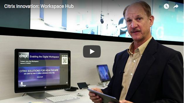 Citrix Ready Workspace Hub