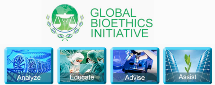 "[""Global Bioethics Initiative""]"