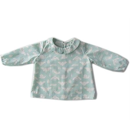 blouse bébé bio