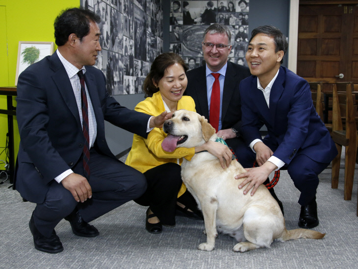 """All give thanks to Mayor Kim! The city of Jeonju is working towards becoming the """"Second Dog Meat-Free City"""""""