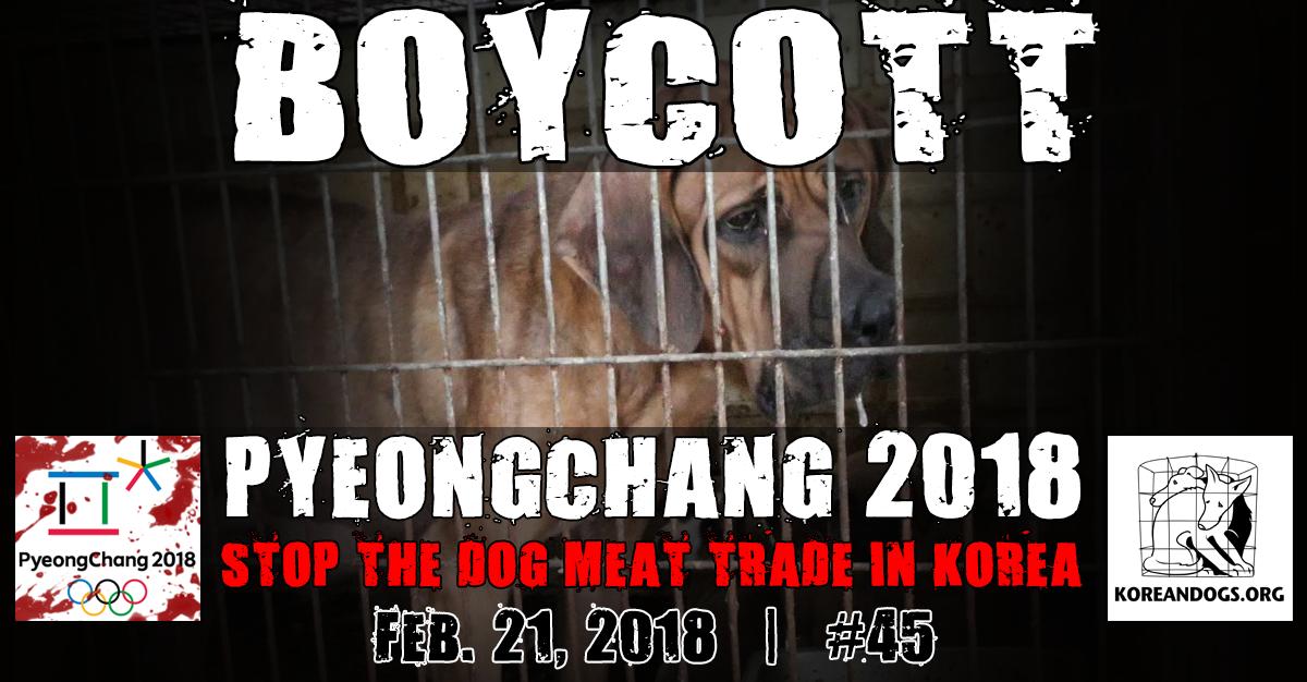 https://www.thunderclap.it/projects/67951-boycott-pyeongchang2018-korea?utm_source=sendinblue&utm_campaign=URGENT_Only_4_Days_Left_of_PyeongChang_2018!__Response_from_PyeongChang_2018&utm_medium=email
