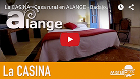 Alojamiento rural en Alange