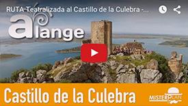 Castillo de la Culebra en Alange