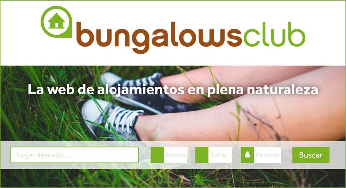 BungalowsClub se incorpora a los canales Ruralgest