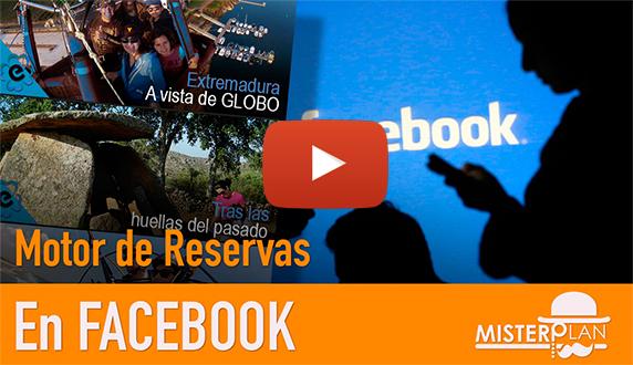 Motor de reservas Ruralgest en Facebook