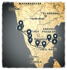 Vidéo - Road trip au Kerala