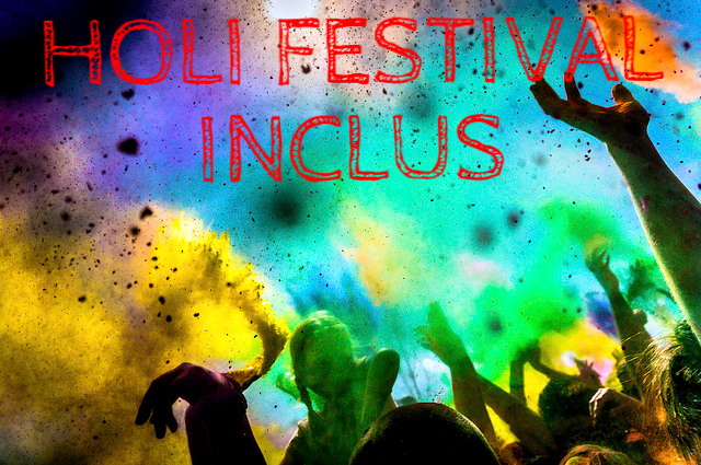 Holi Fest inclu