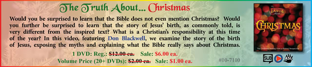 Truth About…Christmas