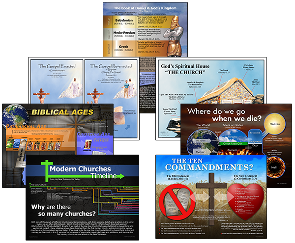 7 Biblical Teaching Posters