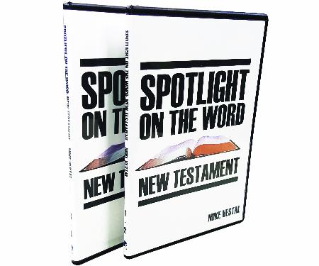 Spotlight on the Word - N.T.