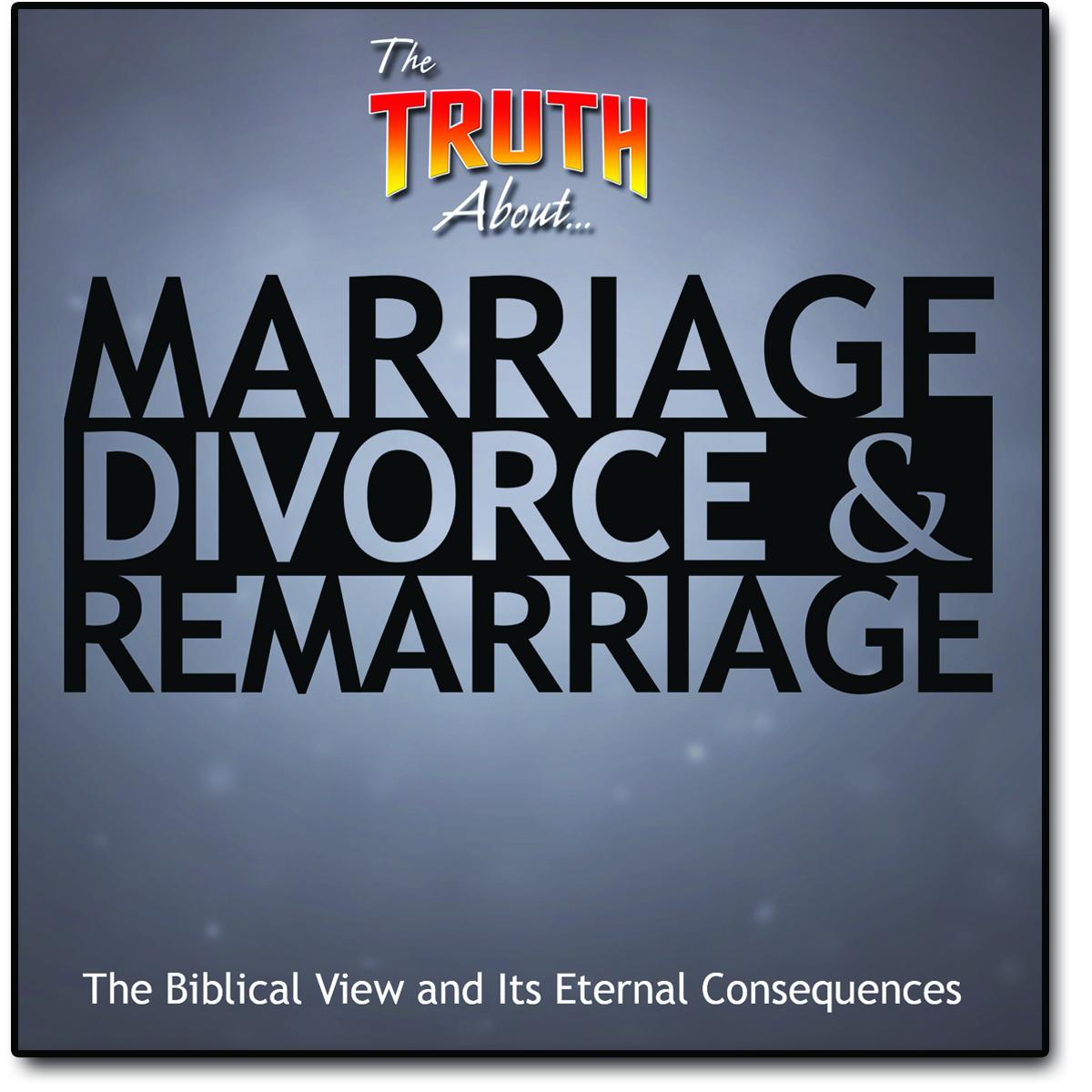 Marriage Divorce & Remarriage