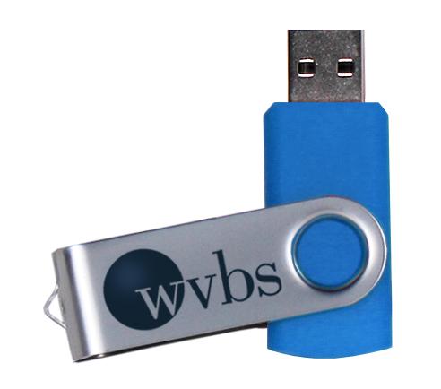 Spotlight on the Word MP3-USB