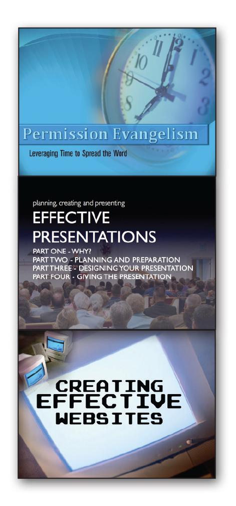 Evangelism Technologies Series