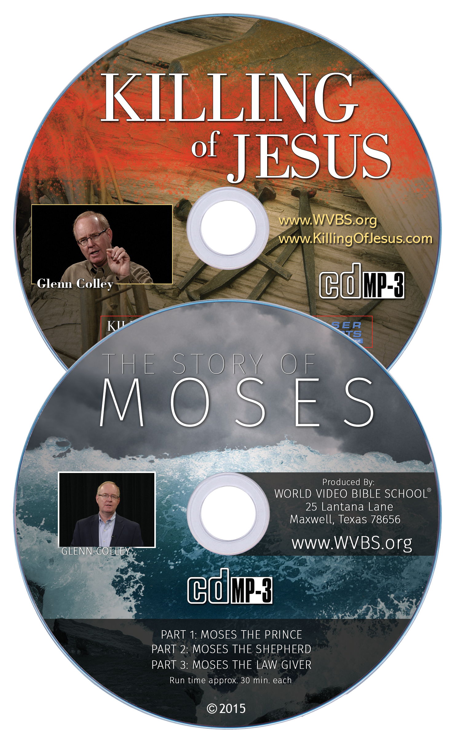 Killing of Jesus & Story of Moses MP3s