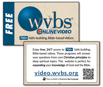 WVBS Online Video Card