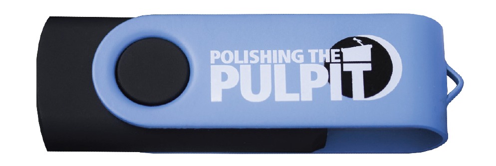 Polishing the Pulpit Audio USB