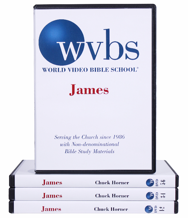 Bible Book of the Month: James
