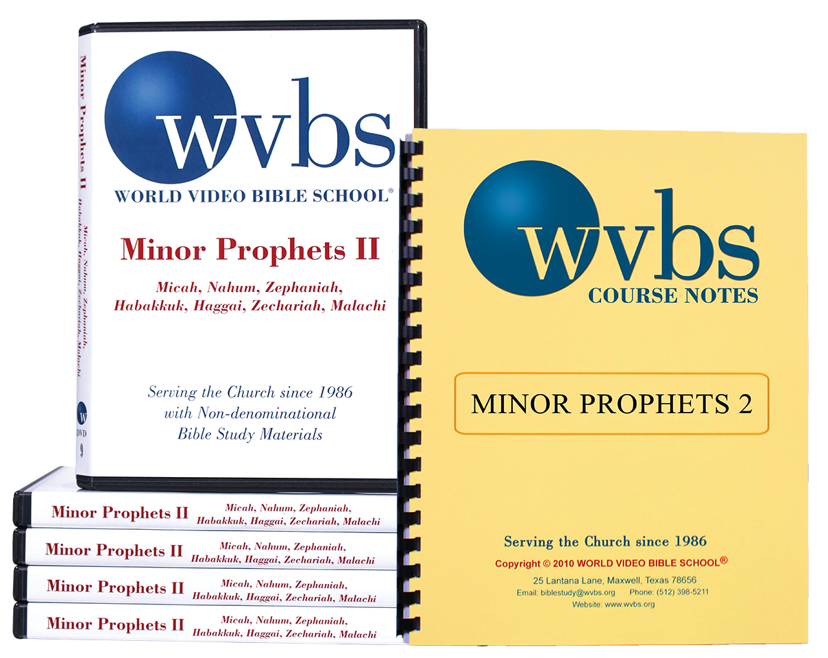 Minor Prophets Two