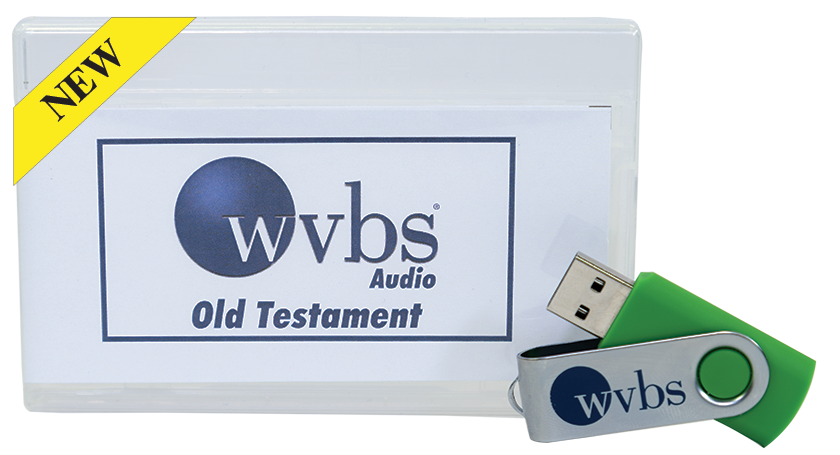 WVBS MP3 OLD TESTAMENT AUDIO COURSES