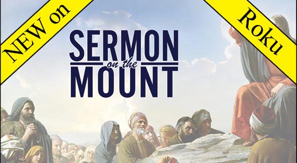 Sermon on the Mount on Roku