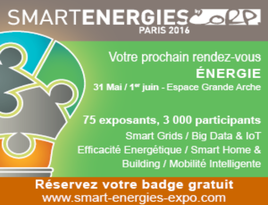 Salon Smart Energies Expo 2016