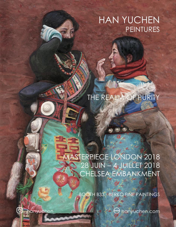 L'artiste chinois Han Yuchen - Masterpiece de Londres 5b14494ebbddbd43a544baa2