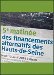 financements alternatifs des Hauts-de-Seine