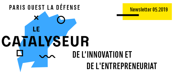 LE CATALYSEUR DE L'INNOVATION ET DE L'ENTREPRENEURIAT
