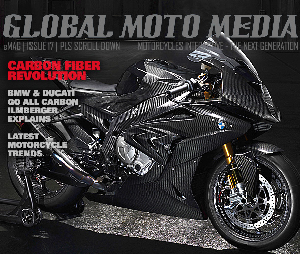 BMW & Ducati Carbon Revolution + Latest Motorcycle Trends