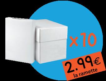 10 Cartons - 149.50€