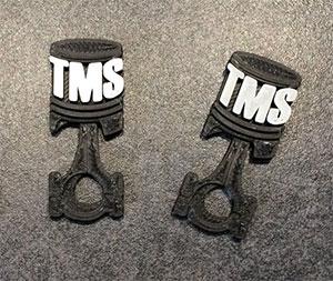 porte clés TMS