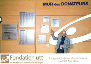 Fondation UTT