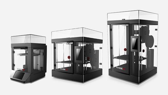 imprimer du PLA avec une Raise3D