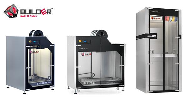 Imprimantes 3D Builder Extreme