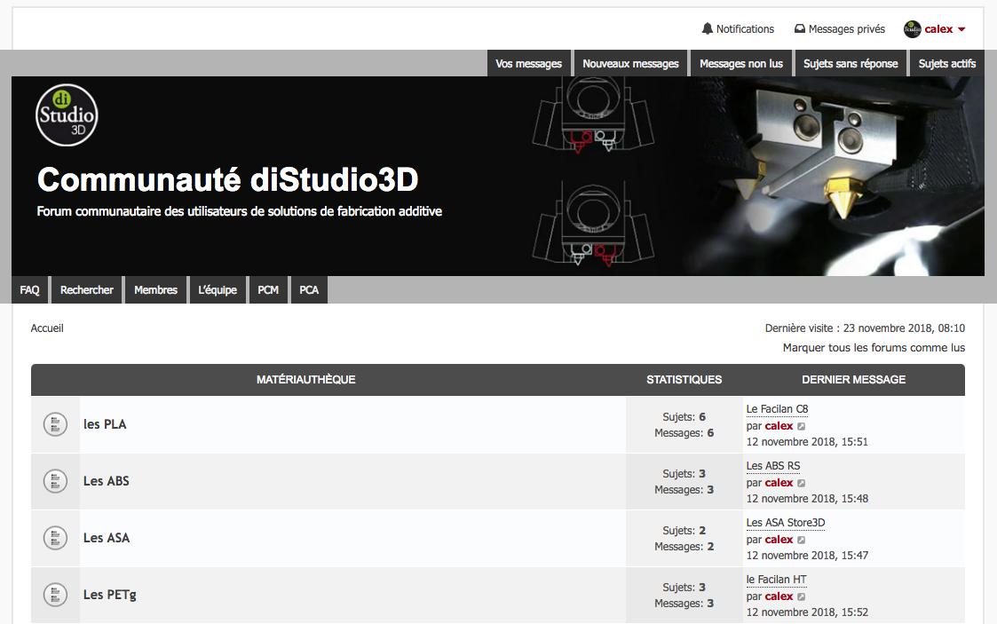 Forum Distudio 3D