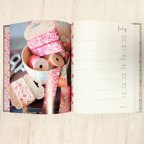 Tilda Planner July