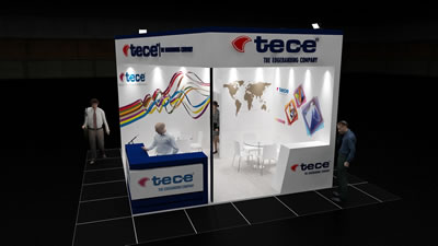 TECE will be at Ligna in Hannover, Germany