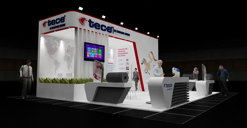 TECE stand at Interzum Cologne, few days left...
