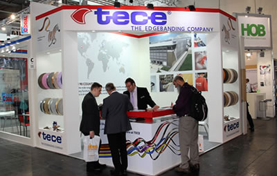 TECE WAS AT LIGNA 2017 IN HANNOVER