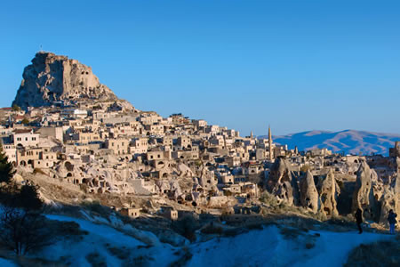 Traveler of Lost City: Cappadocia